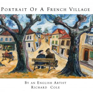 Portrait of a French Village by an English Artist (English Edition)