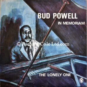 Bud Powell, In Memoriam. World Record Club, Vinyl Sleeve.