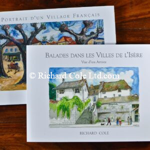 French/English Collection of 2 French Books.